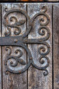 Ornate door Royalty Free Stock Photo