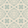 Ornate floral decor for wallpaper.