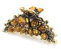 Ornate Hair Clip Royalty Free Stock Photo