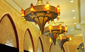 Ornate Lamps Royalty Free Stock Photo