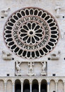 Ornate marble Chruch Carvings Stock Photos
