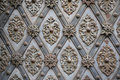 Ornate metal background Royalty Free Stock Images