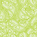 Ornate pattern seamless texture vector illustration eps only two global colors easy color changes Stock Photo