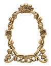 Ornate Picture Frame Royalty Free Stock Photo