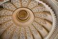 Ornate Portuguese Palace Royalty Free Stock Photo