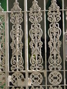 Ornate railings