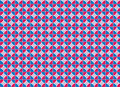 Ornate seamless pattern, vector illustration Royalty Free Stock Photography