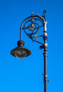 Ornate Street Lamp Royalty Free Stock Photo