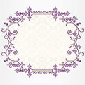 Ornate vintage frame set Royalty Free Stock Photos