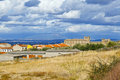 Oropesa Village Royalty Free Stock Photography