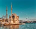 Ortakoy Istanbul Royalty Free Stock Photo