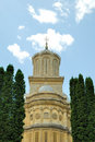 Orthodox art masterpiece Royalty Free Stock Photo