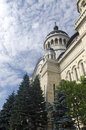 Orthodox cathedral cluj napoca romania the in built between and Stock Photo