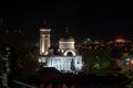 Ortodoxní katedrála rumunsko