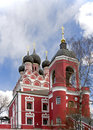 Orthodox Church 8 Stock Image