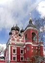 Orthodox Church 8 Stock Image