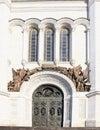 Orthodox church art arhitecture chapel europe Stock Photo