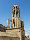Orthodox Church Bell tower of Saint Theodoros Trion derinkuyu,Turkey Royalty Free Stock Photo