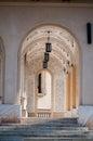 Orthodox church entrance Royalty Free Stock Photo