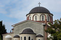 Orthodox church in Kavala Royalty Free Stock Images