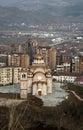 Orthodox church in Kosovo Royalty Free Stock Photo
