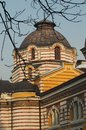 Orthodox church in sofia bulgaria Royalty Free Stock Photography