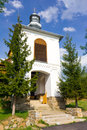 Orthodox church in wislok wielki an old beskid niski mountains south eastern poland Stock Images