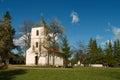 Orthodox church zlatibor Royalty Free Stock Photo