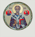 Orthodox icon Royalty Free Stock Images