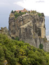 Orthodox, monastery at Meteora, G Stock Images