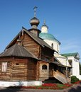 Orthodox temple complex in Kosino, Moscow Royalty Free Stock Images