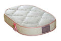 Orthopedic mattress isolated on white Stock Photography
