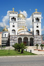 The ortodox church of bar on montenegro Stock Photo