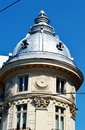 Ortodox church tower in bucharest romania ordodox architecture of an Royalty Free Stock Photography
