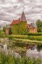 Ortofta Slott Royalty Free Stock Photo