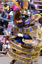 Oruro Carnival Stock Images
