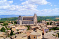 Orvieto view Royalty Free Stock Image