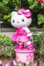 OSAKA, JAPAN - NOV 21 2016 : Elmo, Kitty and Snoopy in Halloween