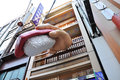 Osaka oct dotonbori on october in osaka japan with a history reaching back to the districtis now one of s primary tourist Royalty Free Stock Images