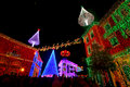 The Osborne Family Spectacle of Dancing Lights Stock Photos