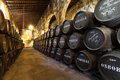 Osborne Sherry Bodega, Spain Stock Image
