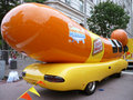 Oscar Mayer Wiener Mobile Royalty Free Stock Photos
