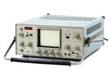 Oscilloscope (isolated) Stock Photography