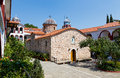 Osios david monastery euboea greece s is very well known in and all over especially after the end of the earthly course of its Stock Photos