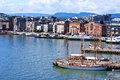 Oslo Harbour - Norway Royalty Free Stock Photo