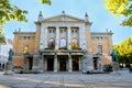 Oslo National Teather Royalty Free Stock Photo
