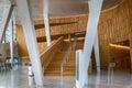 Oslo Opera House Atrium Entrance Area