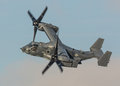 Osprey helicopter US Air Force