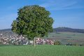 Ostheim vor der rhoen bavaria germany view of in lower franconia Stock Photo