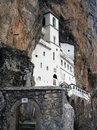 Ostrog Monastery, Montenegro Royalty Free Stock Photography